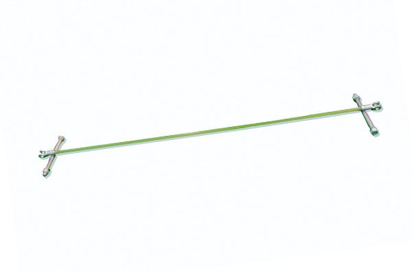 132KV 交流棒形悬式复合绝缘子